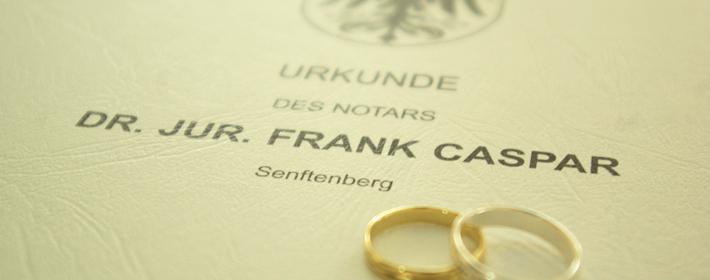 Notar, Familienangelegenheiten, Ehevertrag, Familienrecht, Scheidung, Ehepartner, Kinder