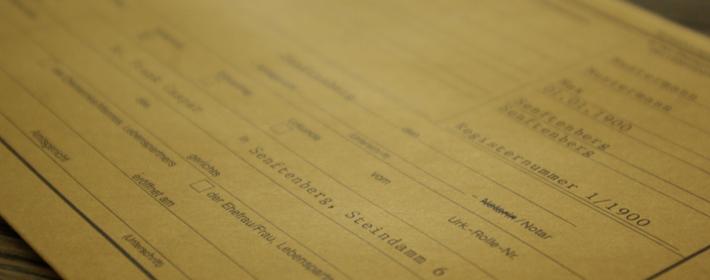 Notar, Testament, Erbvertrag, Erbrechtsangelegenheiten, Erbschein